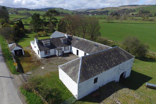 Thumbnail Detached house for sale in Upper Ingleston, Moniaive