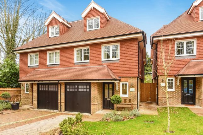 Thumbnail Semi-detached house for sale in The Windmills, Leatherhead, Surrey