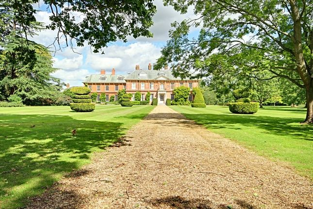 Thumbnail Flat for sale in The Mansion, Balls Park, Hertford