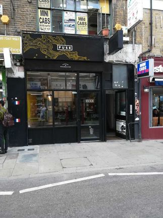 Thumbnail Restaurant/cafe to let in Brick Lane, Shoreditch, Shoreditch