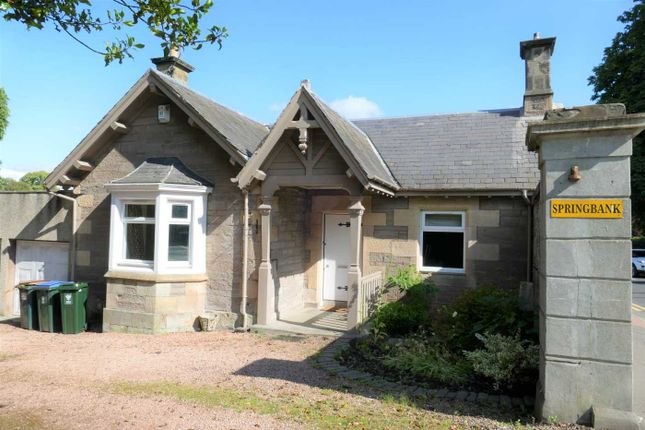 Thumbnail Detached house to rent in Main Street, Perth