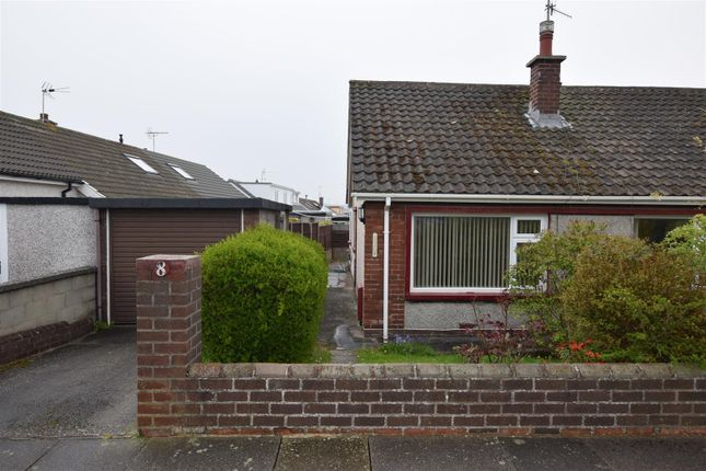 Thumbnail Semi-detached bungalow to rent in Combe View, Walney, Barrow-In-Furness