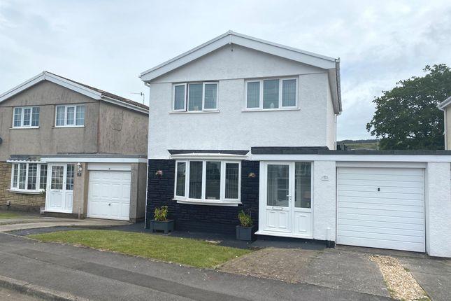 Thumbnail Detached house for sale in Ridgewood Gardens, Cimla, Neath