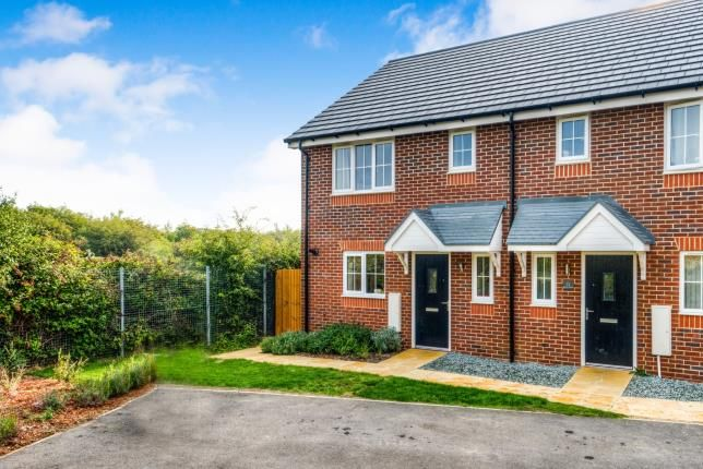 Thumbnail Semi-detached house for sale in Birch Grove, Honeybourne, Worcestershire