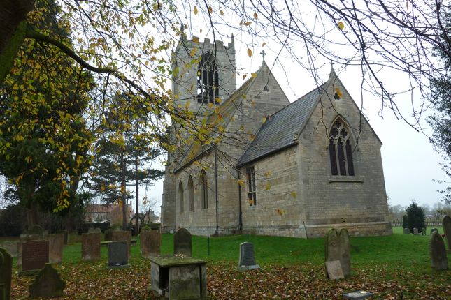 The Church Of St Oswald, Main Street, Dunham On Trent NG22