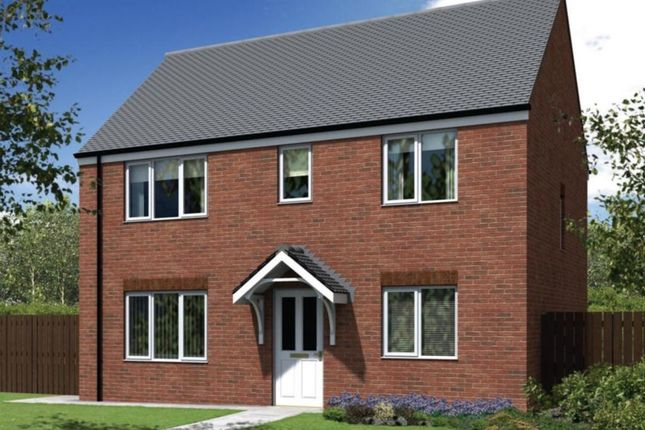"""Thumbnail Detached house for sale in """"The Cherryburn"""" at Canal Way, Ellesmere"""