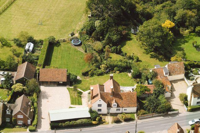 Thumbnail Detached house for sale in High Street, Great Sampford, Saffron Walden