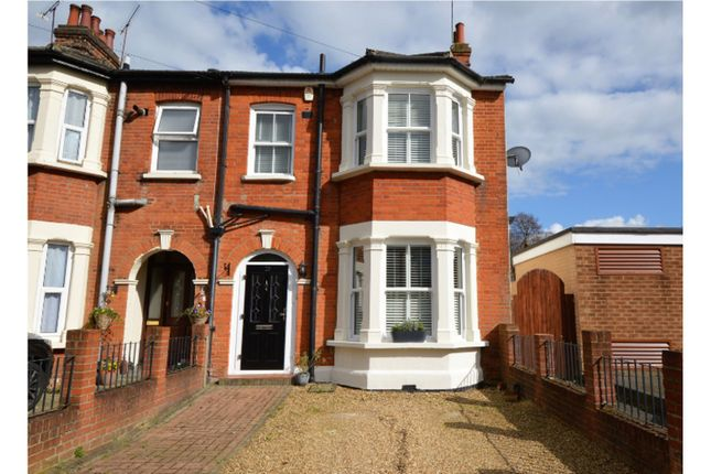 Thumbnail Semi-detached house for sale in Britannia Road, Brentwood