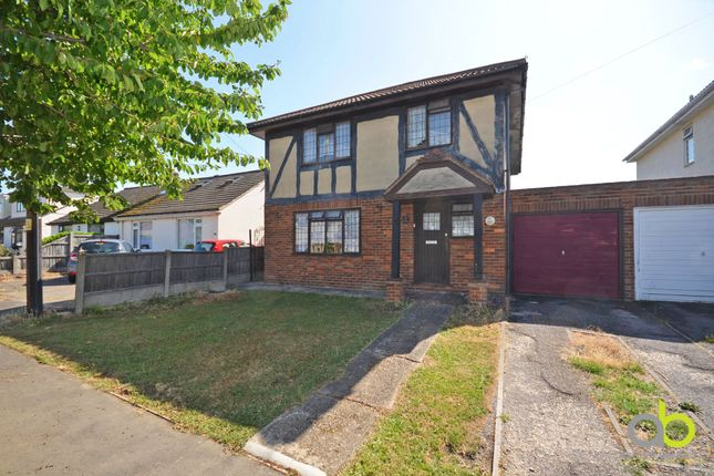 Thumbnail Detached house for sale in Manor Road, Benfleet