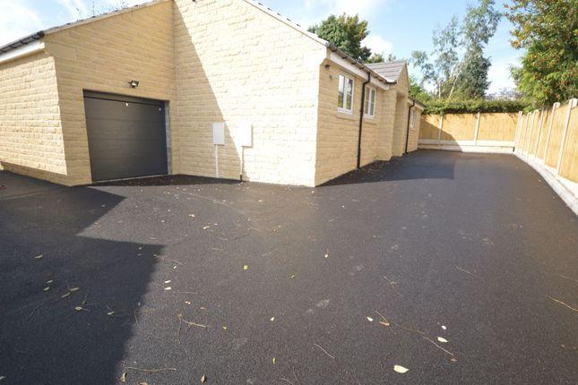 Thumbnail Bungalow for sale in Plot C Adlington Avenue, Wingerworth, Chesterfield