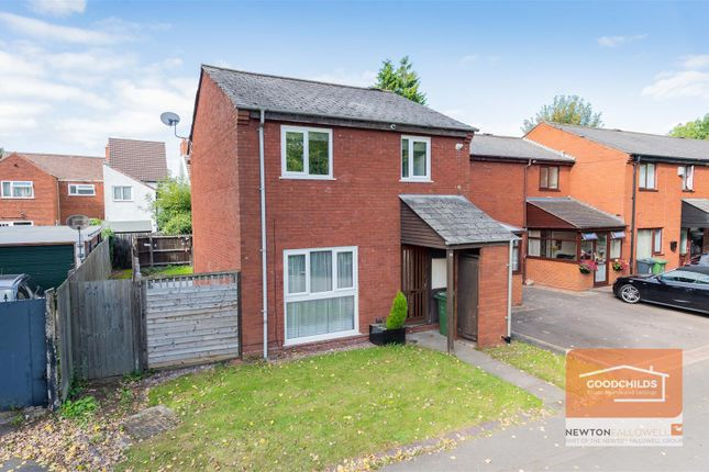 2 bed end terrace house to rent in Church Road, Pelsall, Walsall WS3
