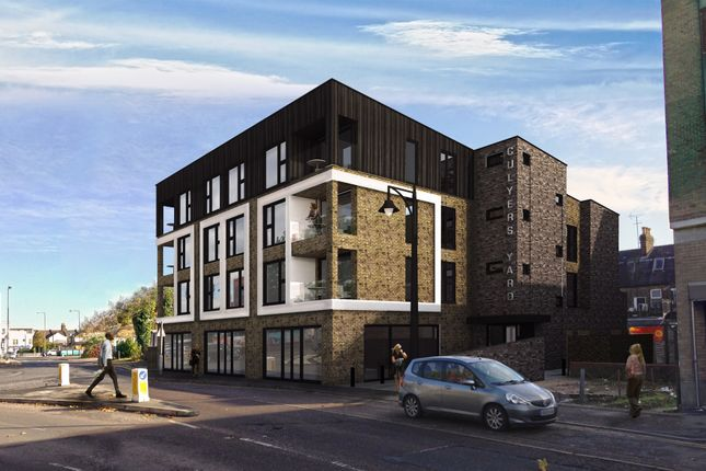 Thumbnail Flat for sale in Culyers Yard, William Hunter Way, Brentwood