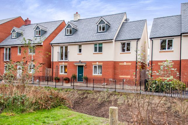 Thumbnail Detached house for sale in Templer Place, Bovey Tracey, Newton Abbot