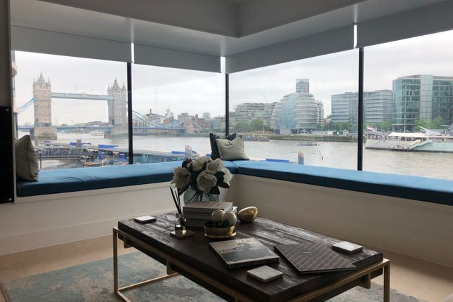 Thumbnail 2 bedroom flat to rent in 1 Water Lane, London