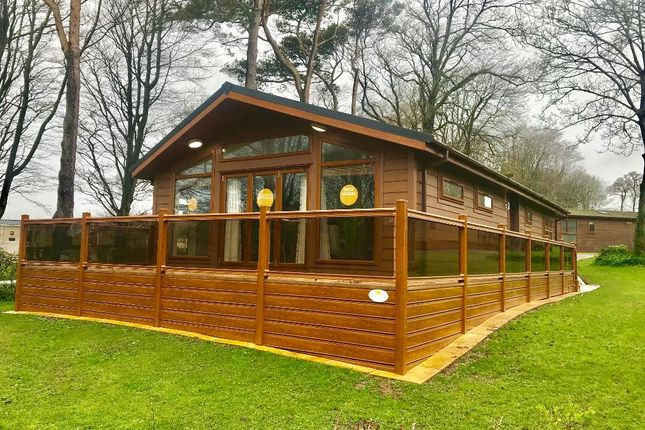 Thumbnail Mobile/park home for sale in Uptopia Super Lodge, Plas Coch Holiday Home Park, Anglesey