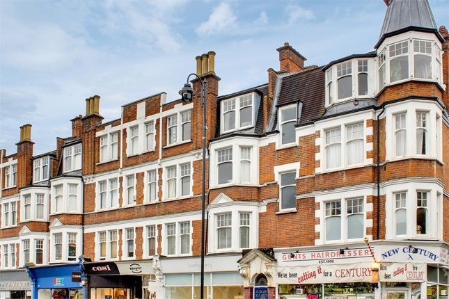 Thumbnail 2 bed flat for sale in Fortis Green Road, Muswell Hill, London