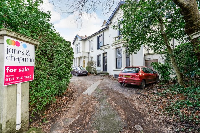 Thumbnail Semi-detached house for sale in Grove Park, Toxteth, Liverpool