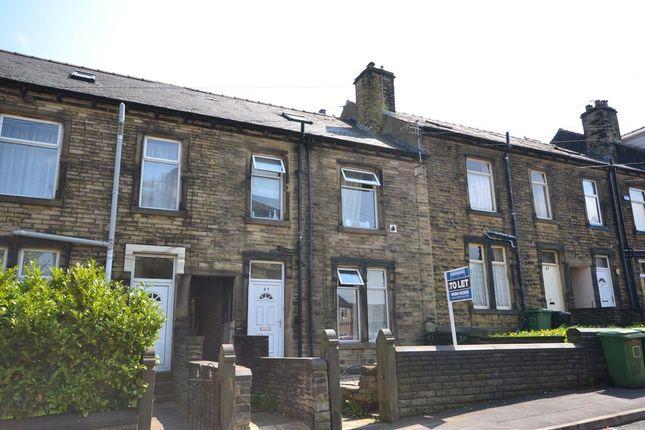 Thumbnail Terraced house to rent in Cross Lane, Primrose Hill, Huddersfield