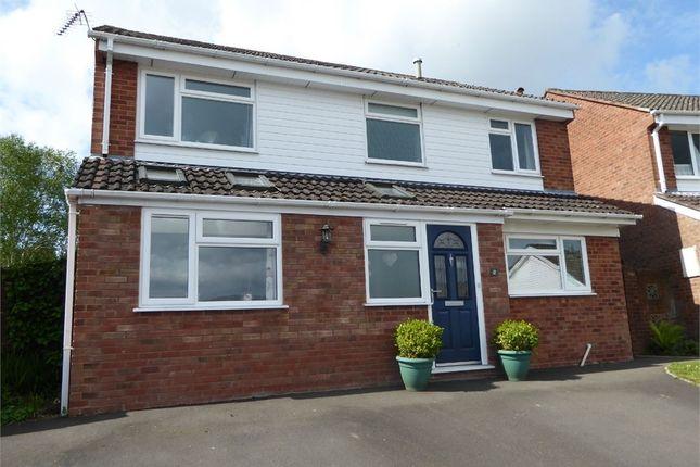 4 bedroom detached house for sale in Oak Crescent, Woolaston, Glos
