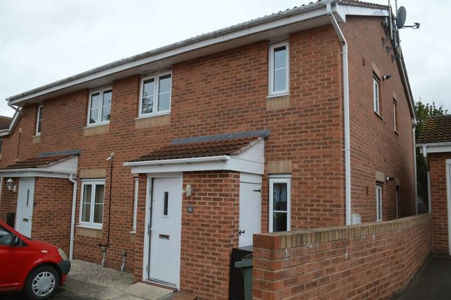 Thumbnail Flat to rent in Millers Croft, Castleford