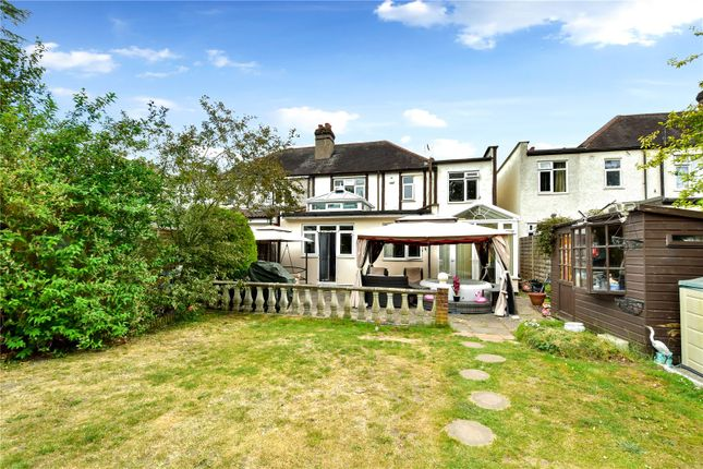 Thumbnail Semi-detached house for sale in Princes Road, West Dartford, Kent