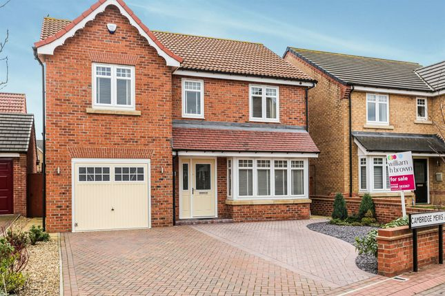 Thumbnail Detached house for sale in Cambridge Mews, Wath-Upon-Dearne, Rotherham