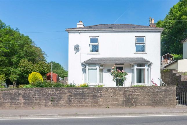 Thumbnail Detached house for sale in Swan Hill, Alvington, Gloucestershire