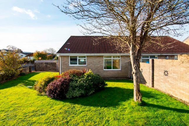 Thumbnail Bungalow for sale in Ty Llwyd Park, Quakers Yard