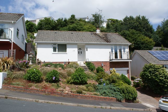 Thumbnail Bungalow to rent in Southfield Avenue, Paignton