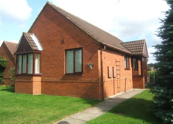 Thumbnail Detached bungalow for sale in The Mead, Laceby, Grimsby