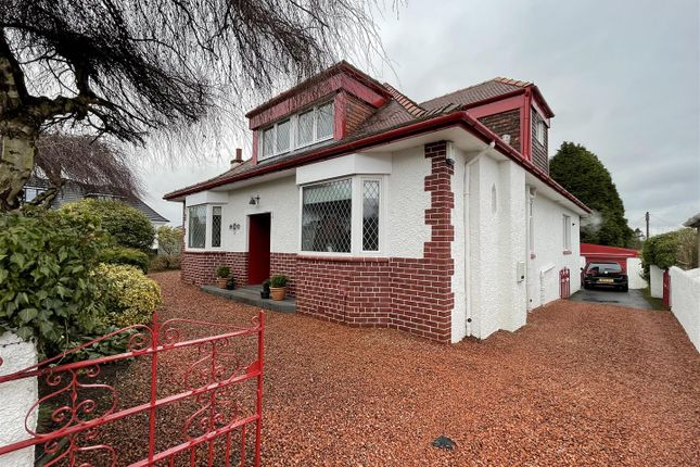 Thumbnail Detached house for sale in Dunlop Crescent, Bothwell, Glasgow