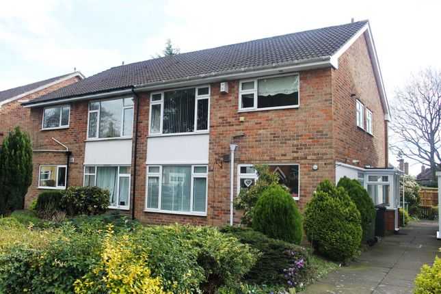 Thumbnail Maisonette for sale in Mill Lane, Bentley Heath, Solihull