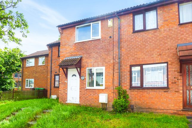 Terraced house for sale in Gawthorne Street, New Basford, Nottingham