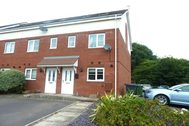 Thumbnail Terraced house for sale in The Waterfront, Exhall, Coventry