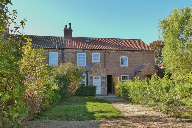 Thumbnail Terraced house for sale in Spring Garden Cottages, York Road, Boroughbridge