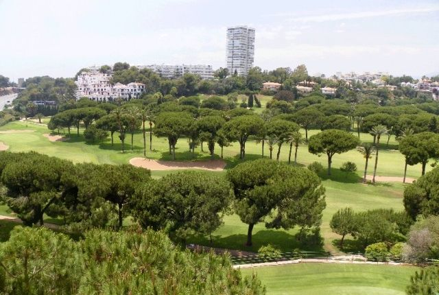 Views To Golf of Spain, Málaga, Marbella, Golf Río Real