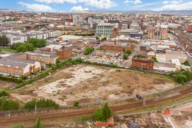Thumbnail Land for sale in Cook Street, Glasgow