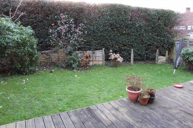 Rear Garden of Mottins Hill, Crowborough, East Sussex TN6
