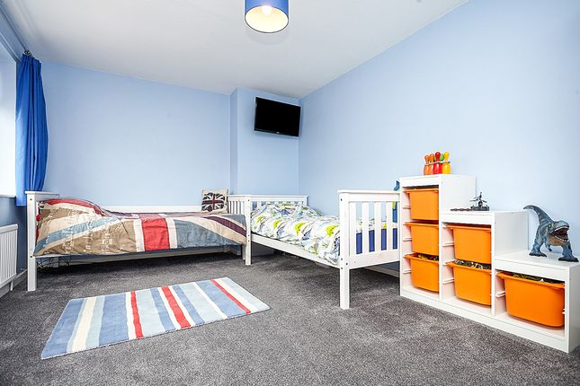 Bedroom of Stornaway Square, Hull, East Yorkshire HU8