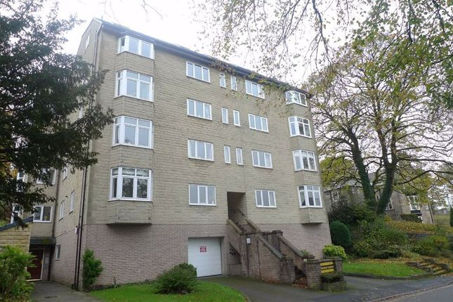 Thumbnail 2 bedroom flat to rent in Hardwick Mount, Buxton, Derbyshire