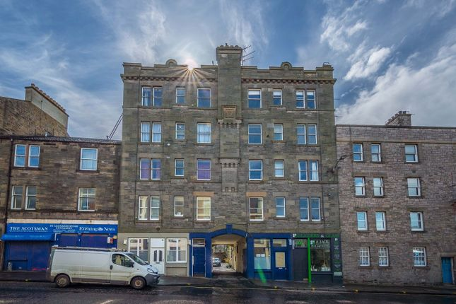 Thumbnail Flat for sale in St Leonards Street, Newington, Edinburgh