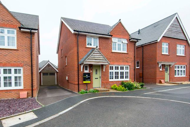 Thumbnail Detached house for sale in Ivy Close, Trelewis, Treharris