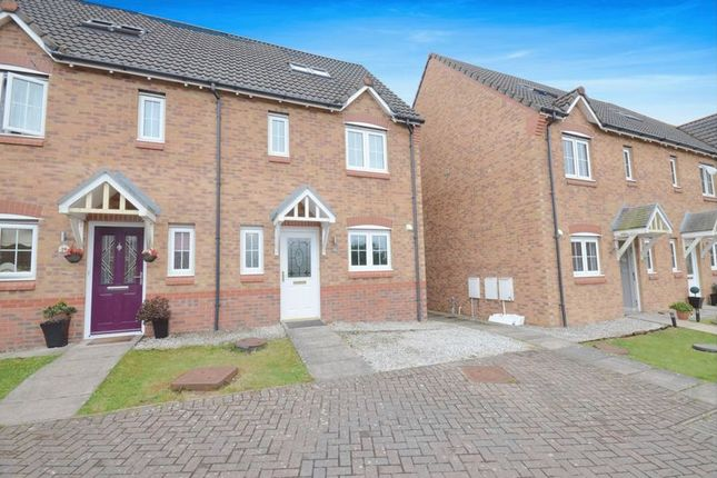 Thumbnail Semi-detached house for sale in Station Close, Egremont