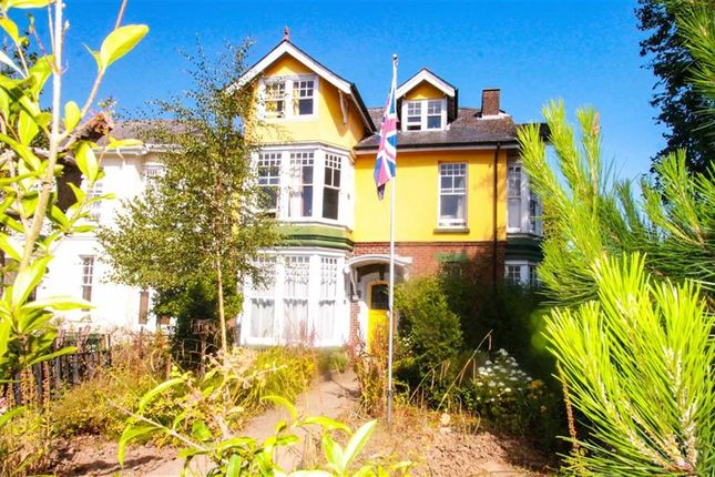 Thumbnail Detached house for sale in Combermere Road, St Leonards-On-Sea, East Sussex