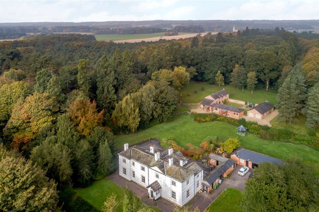 Thumbnail Detached house for sale in The White Lodge, Blyth Road, Perlethorpe, Nottinghamshire