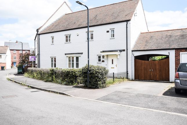 Thumbnail Semi-detached house for sale in Barrie Close, Stratford-Upon-Avon