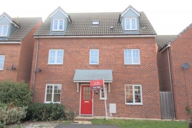 Thumbnail Detached house to rent in Warmington Avenue, Grantham