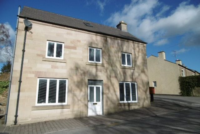 Thumbnail Flat to rent in The Knoll, Tansley, Matlock
