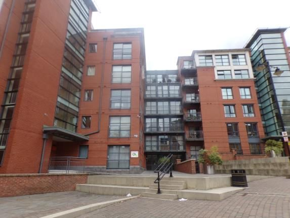Thumbnail Flat for sale in The Arena, Standard Hill, Nottingham, Nottinghamshire