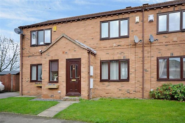 2 bed terraced house for sale in Queen Margarets Drive, Brotherton, Knottingley WF11